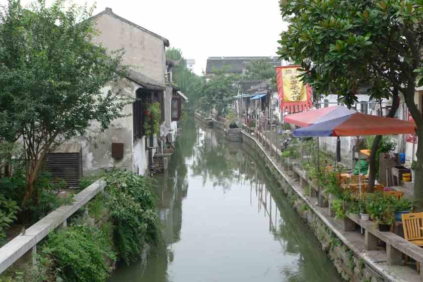 Suzhous Alte Kanäle